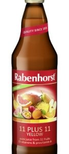Rabenhorst 11 plus 11 multifruit and multivitamin juice