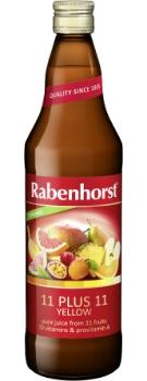 Rabenhorst 11 plus 11 multifruit and multivitamin juice