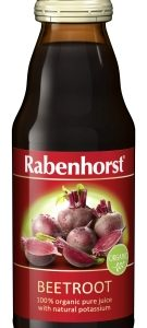 Rabenhorst Beetroot juice - organic - 125ml bottle