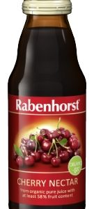 Rabenhorst Cherry Nectar - organic - 125ml bottle