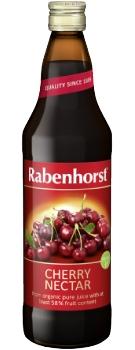 Rabenhorst Cherry Nectar - organic - 750ml bottle