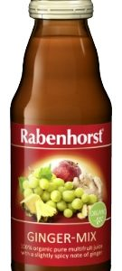 Rabenhorst Ginger-Mix juice - organic - 125ml bottle