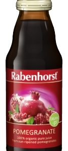 Rabenhorst pure Pomegranate juice - organic - 125ml bottle